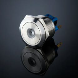 L25 Anti Vandal Switch Dot Illum