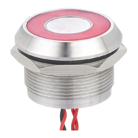 25mm Ring illum. Piezo switch