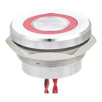 30mm Ring illum Piezo switch