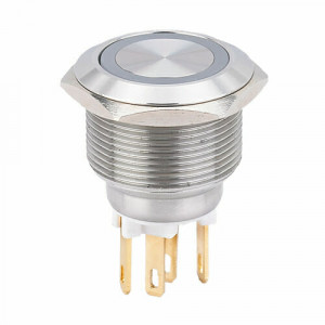L22M Momentary Normal Open anti vandal switch