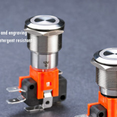 High Current Anti Vandal Switches >15A