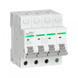 DC Circuit Breaker – Miniature Circuit Breakers for DC and Solar Generation