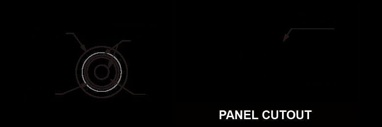 L16T Anti vandal switch