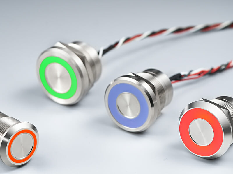 capacitive switch